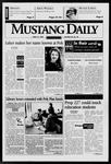 Mustang Daily, April 16, 1998