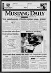 Mustang Daily, April 22, 1998
