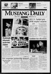 Mustang Daily, April 24, 1998