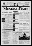 Mustang Daily, April 29, 1998
