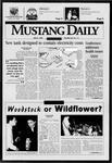 Mustang Daily, May 4, 1998