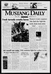 Mustang Daily, May 6, 1998