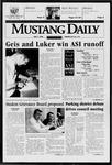 Mustang Daily, May 7, 1998