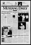Mustang Daily, May 8, 1998