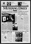 Mustang Daily, May 11, 1998
