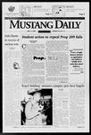 Mustang Daily, May 13, 1998