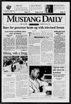 Mustang Daily, May 14, 1998