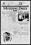 Mustang Daily, May 15, 1998