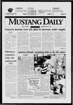 Mustang Daily, May 18, 1998