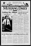 Mustang Daily, May 20, 1998