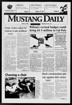 Mustang Daily, May 21, 1998