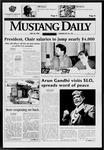 Mustang Daily, May 22, 1998