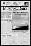 Mustang Daily, May 27, 1998
