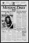 Mustang Daily, May 28, 1998