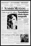 Summer Mustang, July 30, 1998