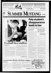 Summer Mustang, August 13, 1998