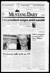 Mustang Daily, September 24, 1998