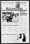Mustang Daily, October 6, 1998