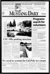 Mustang Daily, October 7, 1998
