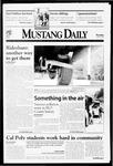 Mustang Daily, October 8, 1998