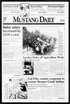 Mustang Daily, October 12, 1998