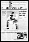 Mustang Daily, October 13, 1998
