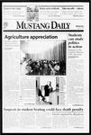 Mustang Daily, October 14, 1998