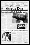 Mustang Daily, October 20, 1998