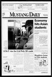 Mustang Daily, October 21, 1998