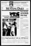 Mustang Daily, October 26, 1998
