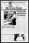 Mustang Daily, October 27, 1998