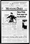 Mustang Daily, October 28, 1998