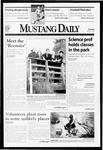 Mustang Daily, November 3, 1998