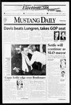 Mustang Daily, November 4, 1998