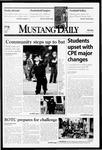 Mustang Daily, November 9, 1998