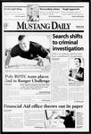 Mustang Daily, November 16, 1998