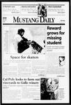 Mustang Daily, November 23, 1998