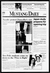 Mustang Daily, December 1, 1998