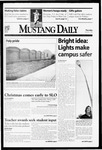 Mustang Daily, December 3, 1998