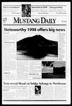 Mustang Daily, January 7, 1999