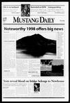 Mustang Daily, January 7, 1999