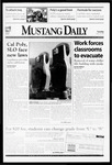 Mustang Daily, January 12, 1999