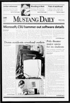 Mustang Daily, January 13, 1999