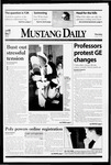Mustang Daily, January 14, 1999