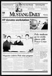 Mustang Daily, January 20, 1999