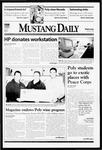 Mustang Daily, January 20, 1999