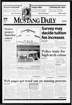 Mustang Daily, January 25, 1999