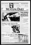 Mustang Daily, January 26, 1999