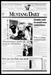 Mustang Daily, January 28, 1999