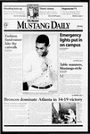 Mustang Daily, February 1, 1999
